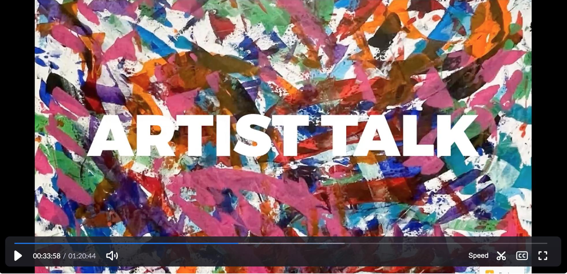 ArtistTalk